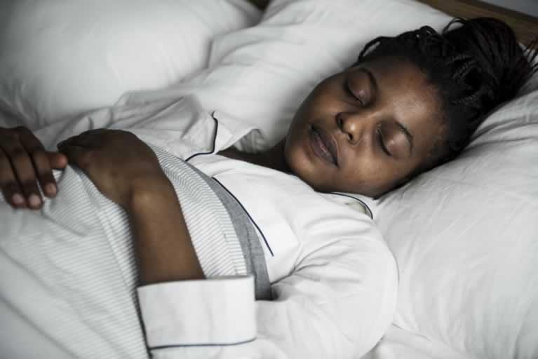 Body and Brain while asleep