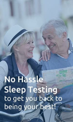 No Hassle Sleep Testing